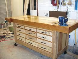 Ideas For Workbench With Drawers Design Workbench Drawers Diy Ideas How To Make A Best House Design