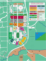 rutgers football parking map gameday central iowa state 38 tulsa 23 iowa state athletics