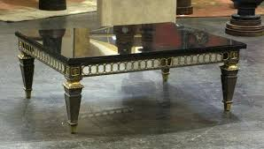 Carson Coffee Table Coffee Table Marge Carson