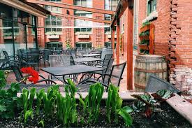 Backyard Dining by Boston U0027s Best Outdoor Dining 52 Top Patios Decks U0026 More