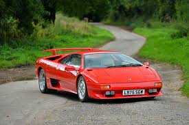 pictures of lamborghini diablo lamborghini diablo with 8 500 on the clock to go the