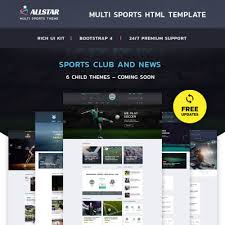 bootstrap sites templates sports templete templates franklinfire co