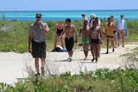 National Park Ranger Resume Photos 23 Cuban Immigrants Achieve U0027dry Foot U0027 In Dry Tortugas