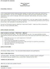 Barista Resume Sample by Academic Cv Writing