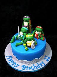 tmnt cake birthday cakes images chic mutant turtle birthday