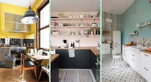 couleurs cuisine cuisine tendances idées décoration