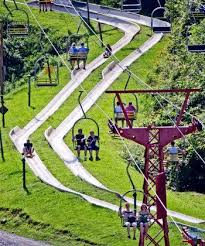 Chair Lift In Gatlinburg Tn Alpine Slide Gatlinburg Awesome Tennessee Been There