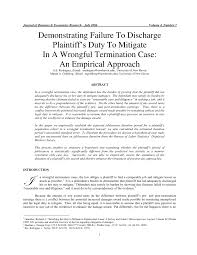 bureau ude structure demonstrating failure to discharge pdf available