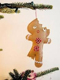 How To Make Christmas Ornaments Out Of Beads - felt reindeer with bead legs feltworks pinterest felting