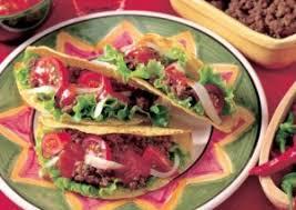 cuisine mexicaine recette recette des tacos mexicains aux épices