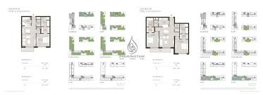 greens 1 2 bedroom apartment floor plans