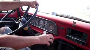 1975 Ford Truck Colors - 1977 ford f600 ride along youtube