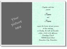 nikkah invitation wedding invitation maker printable wedding invitation templates