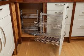 Kitchen Blind Corner Solutions Kitchen Corner Storage Cabinets Solid Wood Kitchen Cabinets