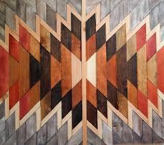 wooden kilim wall art native americans scrap and artwork wooden kilim wall art