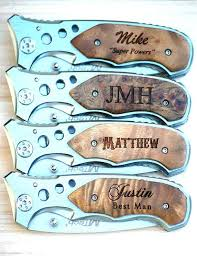 wedding gift knives best knife unique wooden engraved knives custom