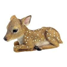 design toscano darby the forest fawn baby deer statue reviews