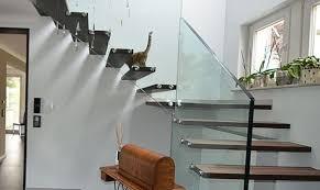 Contemporary Handrails Modern Handrails Adding Contemporary Style To Your Home U0027s Staircase