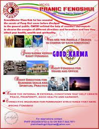 mcks pranic feng shui pranic healing foundation of the fengshui