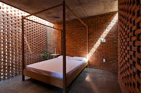 creative interior and exterior brick architectural patterns