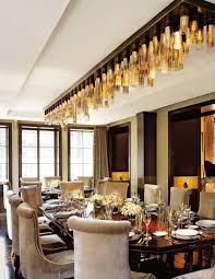 how to use brown color for your dining room design