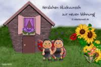 spr che zum einzug ins neue heim grußkarten umzug eigenheim glückwünsche zu wohnung und haus