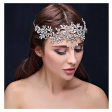 hair jewelry tiara hair jewelry at bling brides bouquet online bridal