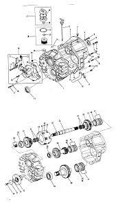 каталог запчастей mercruiser остальные wo4cta 150 hp hino 234 i
