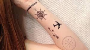 15 great travel tattoo ideas