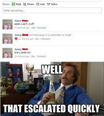 Well That Escalated Quickly Meme - 20 times things escalated very quickly smosh