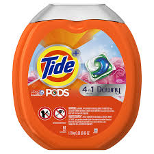 61 Amazon Com Tide Pods Plus Downy 4 In 1 He Turbo Laundry Detergent