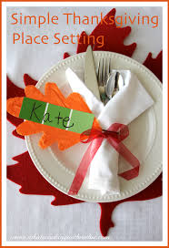 simple thanksgiving table simple thanksgiving place setting cooking with ruthie