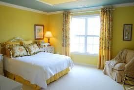 yellow bedroom color ideas