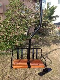 Backyard Ski Lift Ski Lift Chair For The Backyard Ski House Pinterest Chairs