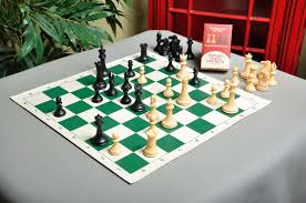 camaratta chess kit with the collector plastic chess set pieces