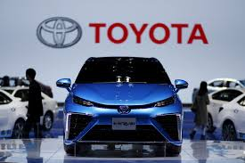 the toyota toyota to recall all 2 800 mirai hydrogen fueled cars sold