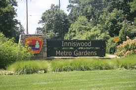 Highbanks Metro Park Map by Inniswood Metro Garden A City Explored