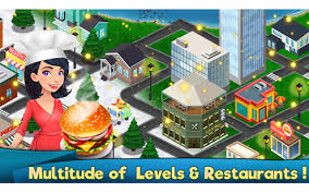 jeux cuisine restaurant télécharger jeux cuisine restaurant burger craze pizza sushi apk mod