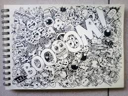 doodle 4 blank sheet 39 best doodle images on draw drawings and feather