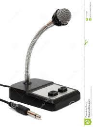 microphone de bureau microphone de bureau image stock image du couleur sonore 14454191