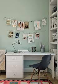 chambre ado vert 1001 idées décoration vert menthe fraîcheur et légèreté