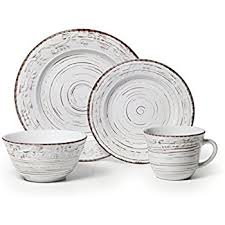 pfaltzgraff trellis white 16 stoneware