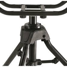 Chair Swivel Mechanism by Bolderton 360 Comfort Swivel Hunting Blind Chair 300 Lb Capacity