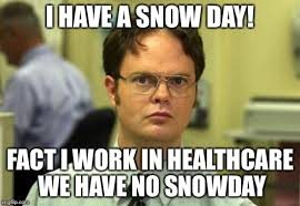 Snow Day Meme - dwight schrute meme imgflip