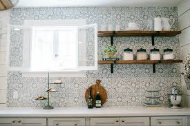 Cement Tile Lexi Westergard Design - Cement tile backsplash
