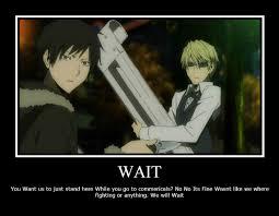 Durarara Memes - k project funny google paieška anime pinterest durarara