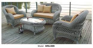 Online Buy Wholesale Patio Furniture Set From China Patio - Rattan outdoor sofas