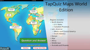 Central America Map Game by Tapquiz Maps World Edition Iphone U0026 Ipad Review Youtube