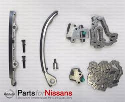 nissan genuine accessories malaysia genuine nissan timing chain kit ka24de tensioner guide chain kit