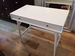 west elm mid century mini desk west elm mid century mini desk white in hstead london gumtree
